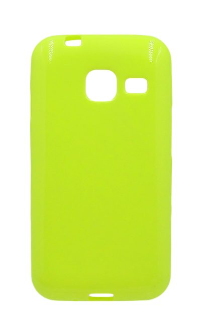 Чохол силіконовий HQ для Samsung Galaxy J1 mini SM-J105H Mojito (green)