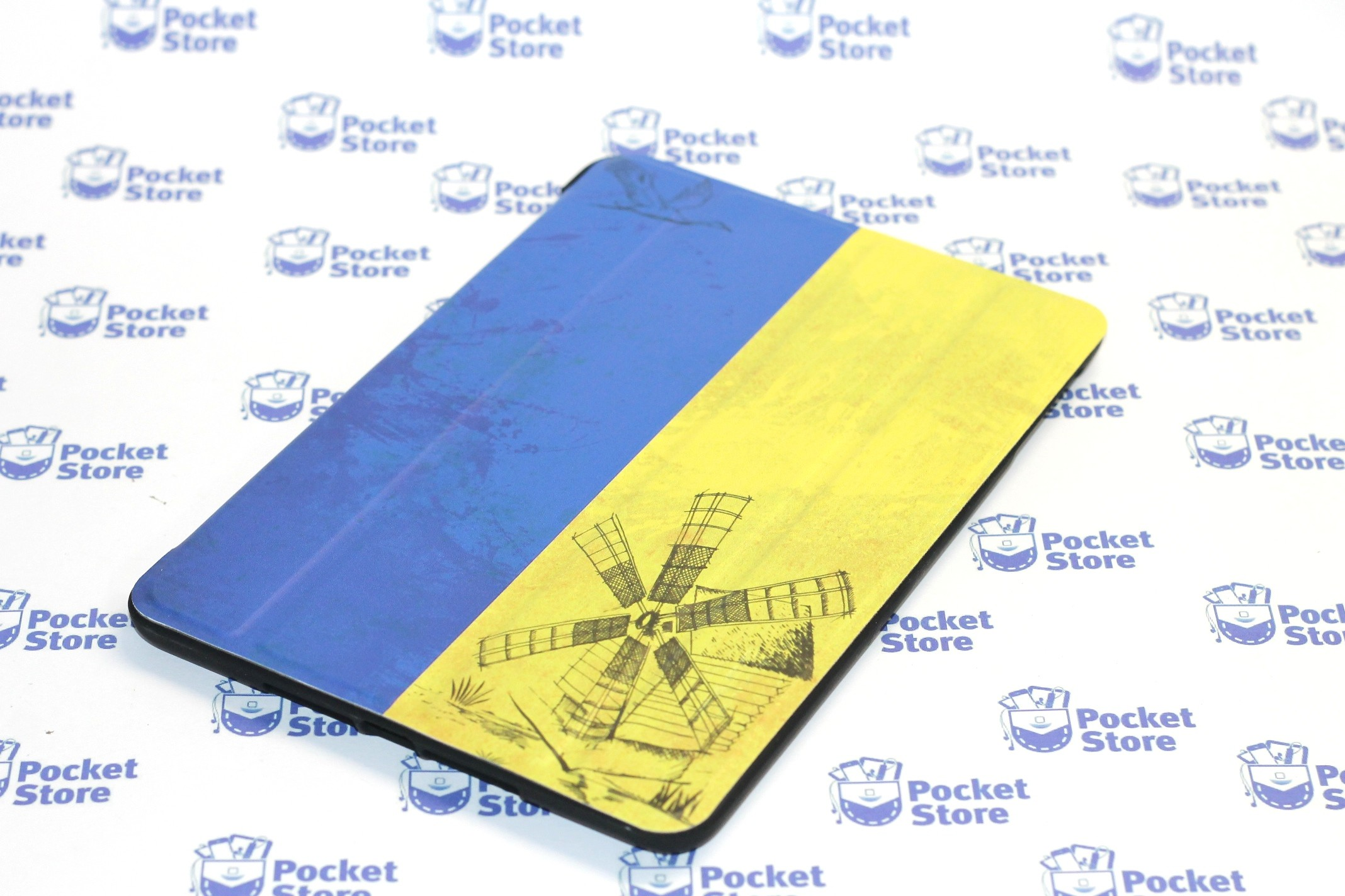 WOW case Covermate plus with Ukrainian Flag for iPad mini